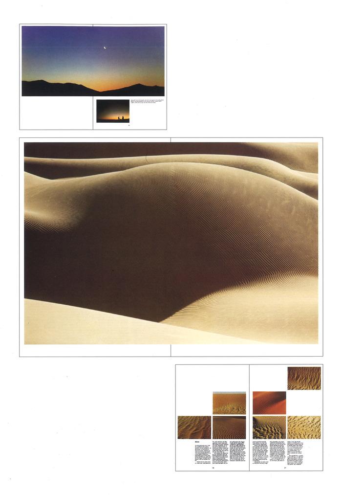 Gehen in der Wüste by Otl Aicher 3