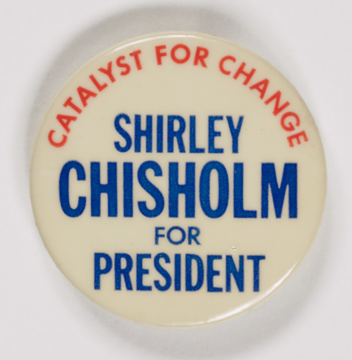 Shirley Chisholm 1972 presidential campaign 2