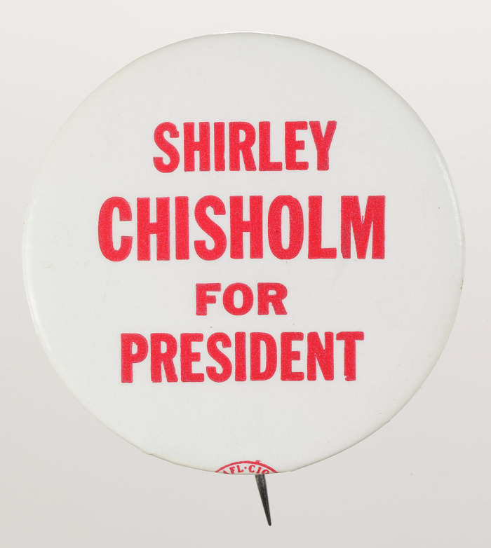 Shirley Chisholm 1972 presidential campaign 3