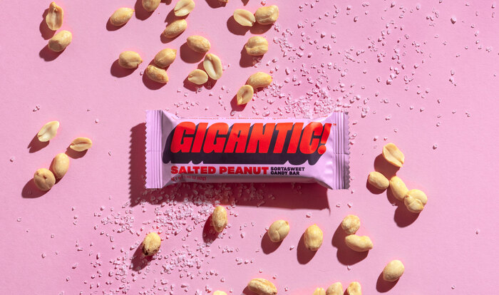 Gigantic! vegan chocolate bars 3