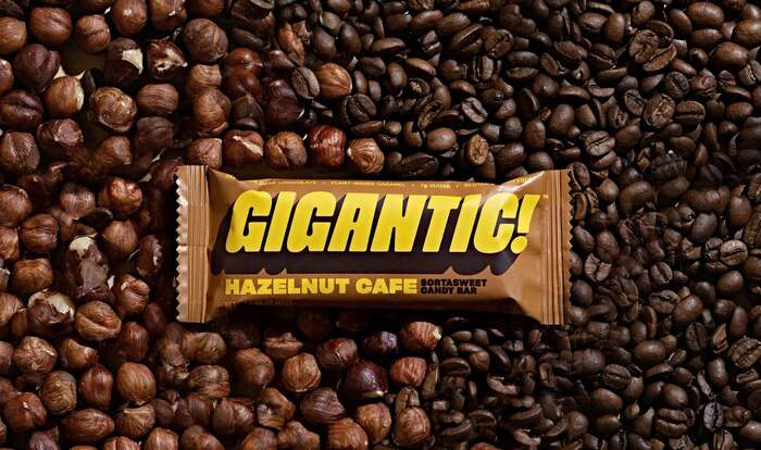 Gigantic! vegan chocolate bars 4