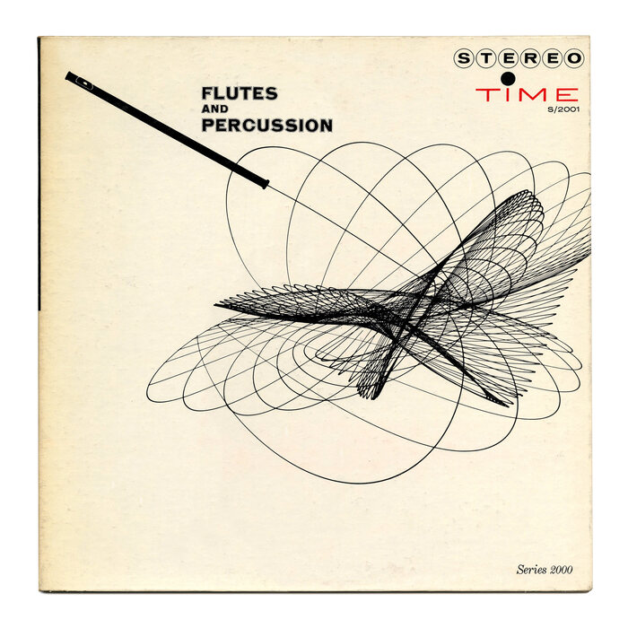 Hal Mooney – Flutes And Percussion album art