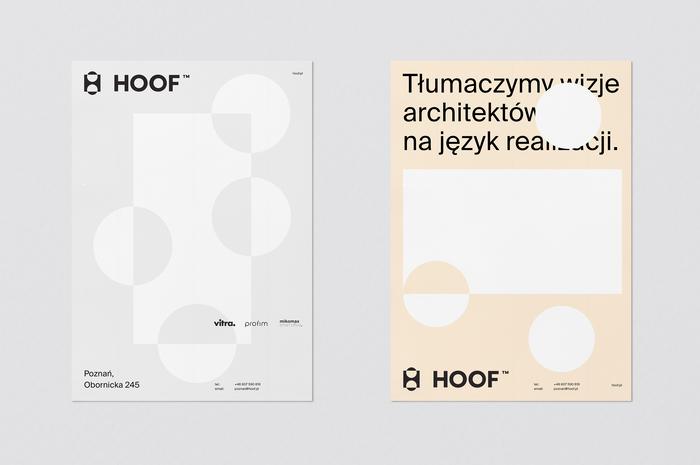HOOF branding 2