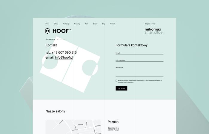 HOOF branding 5