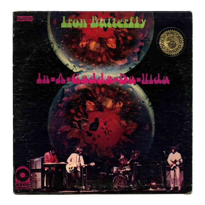 Iron Butterfly – In-A-Gadda-Da-Vida album art 3