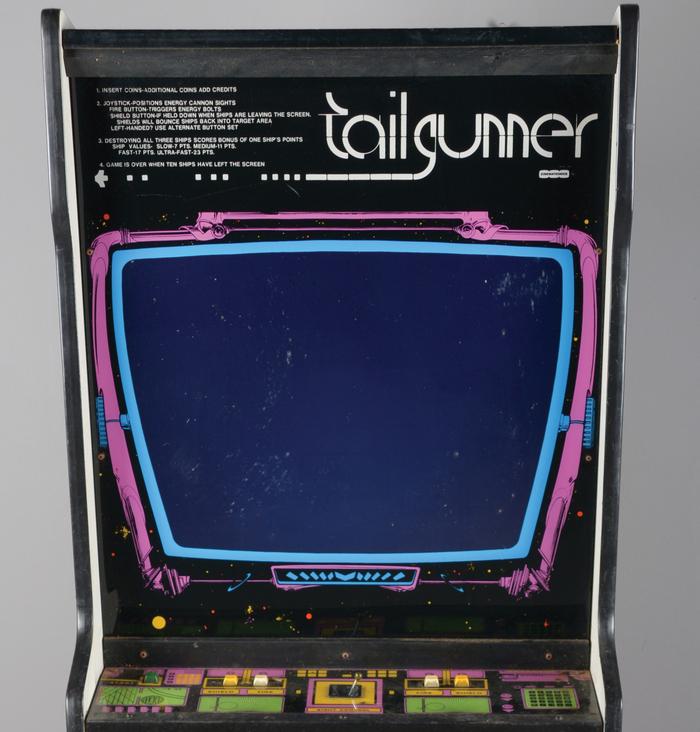 Tailgunner arcade game 2