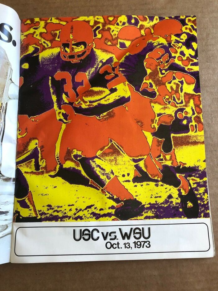 Touchdown Illustrated Vol. 1 (1973) 26
