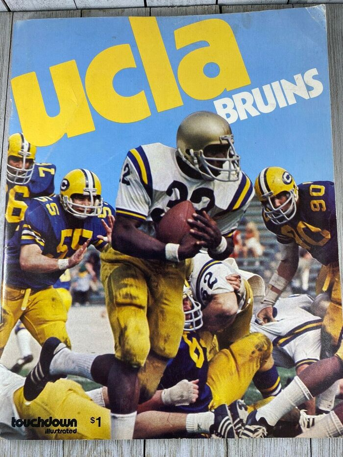 #5 UCLA Bruins ft. .