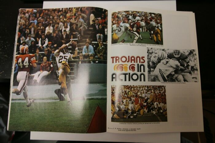 Touchdown Illustrated Vol. 1 (1973) 21
