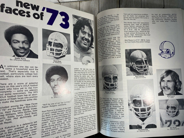 Touchdown Illustrated Vol. 1 (1973) 15