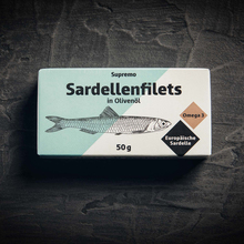 Supremo anchovy fillets