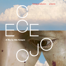 <cite>Ecce Ojo</cite> movie poster