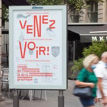 <cite>Venez Voir!</cite>, Musée de l'imprimerie et de la communication