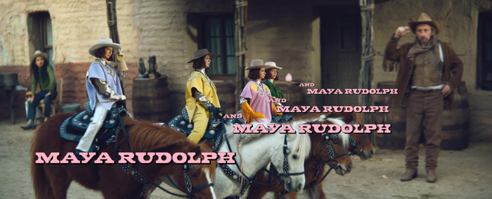 """""""The Four Quarter-Sized Cowboys"""" commercials by Klarna 2"""