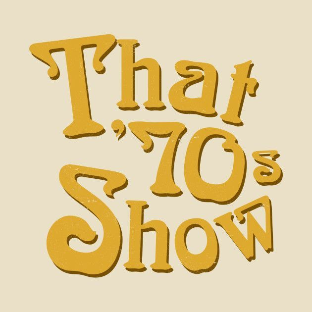 That '70s Show logo, titles, DVDs 1