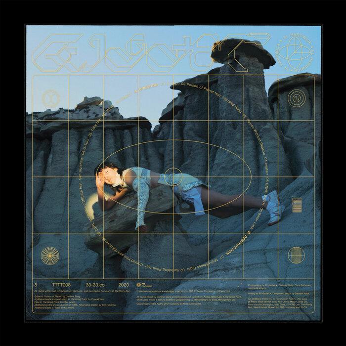 ElHardwick – 8 album art 1