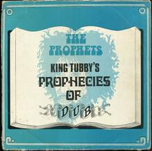 The Prophets – <cite>King Tubby's Prophecies Of Dub</cite> album cover