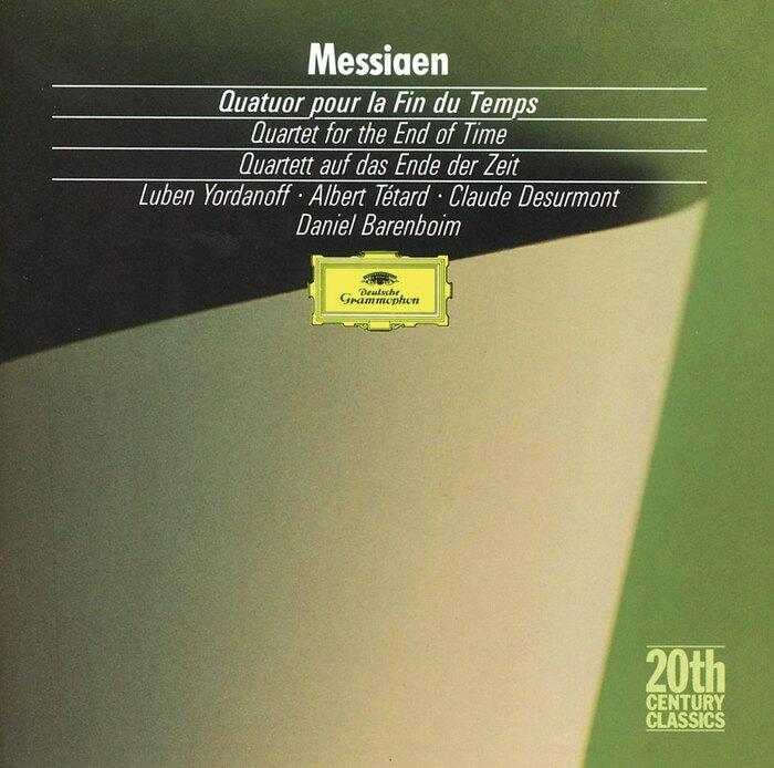 Messiaen: Quatuor pour la Fin du Temps (1988)