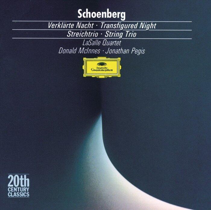 Schoenberg: Verklärte Nacht / Transfigured Night / Streichtrio / String Trio (1988)