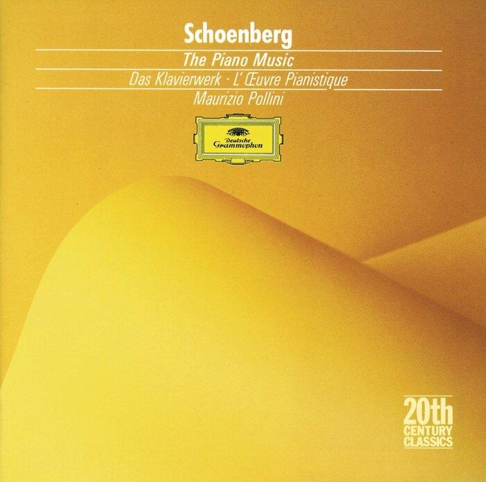 Schoenberg: The Piano Music (?)