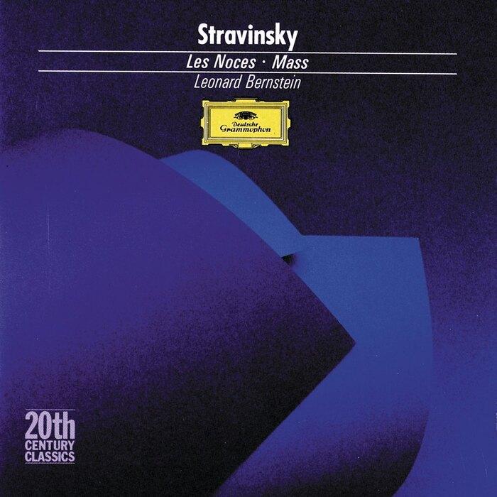 Stravinsky: Les Noces / Mass (1988)