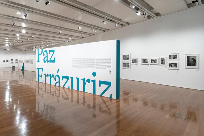Paz Errázuriz exhibition at IMS Paulista 2