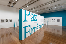 Paz Errázuriz exhibition at IMS Paulista