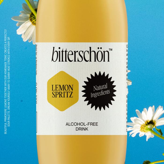 Bitterschön packaging 1