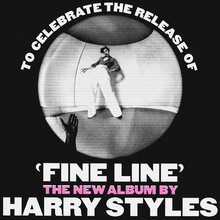 Harry Styles –<cite> Fine Line </cite>album art