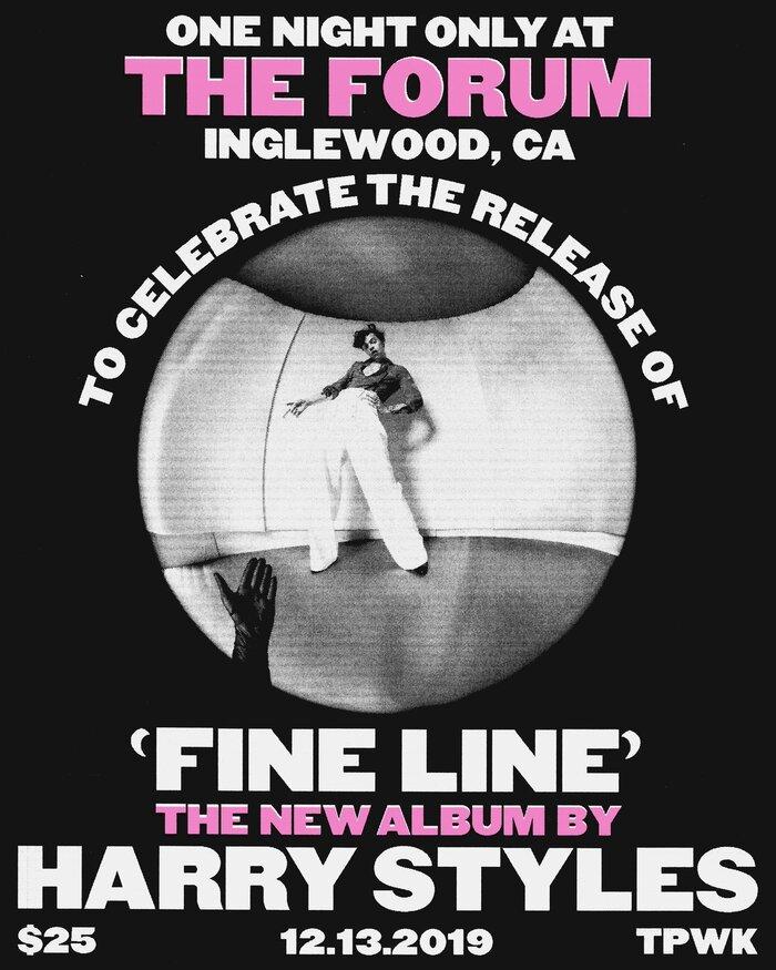 Harry Styles – Fine Line album art 3