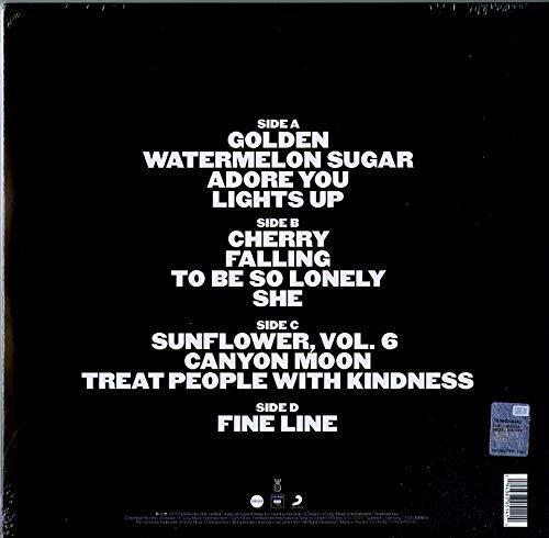 Harry Styles – Fine Line album art 2