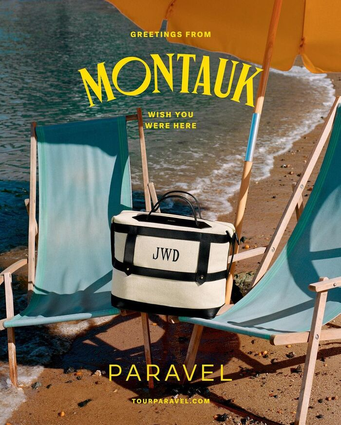 """Paravel """"Greetings from…"""" campaign 1"""
