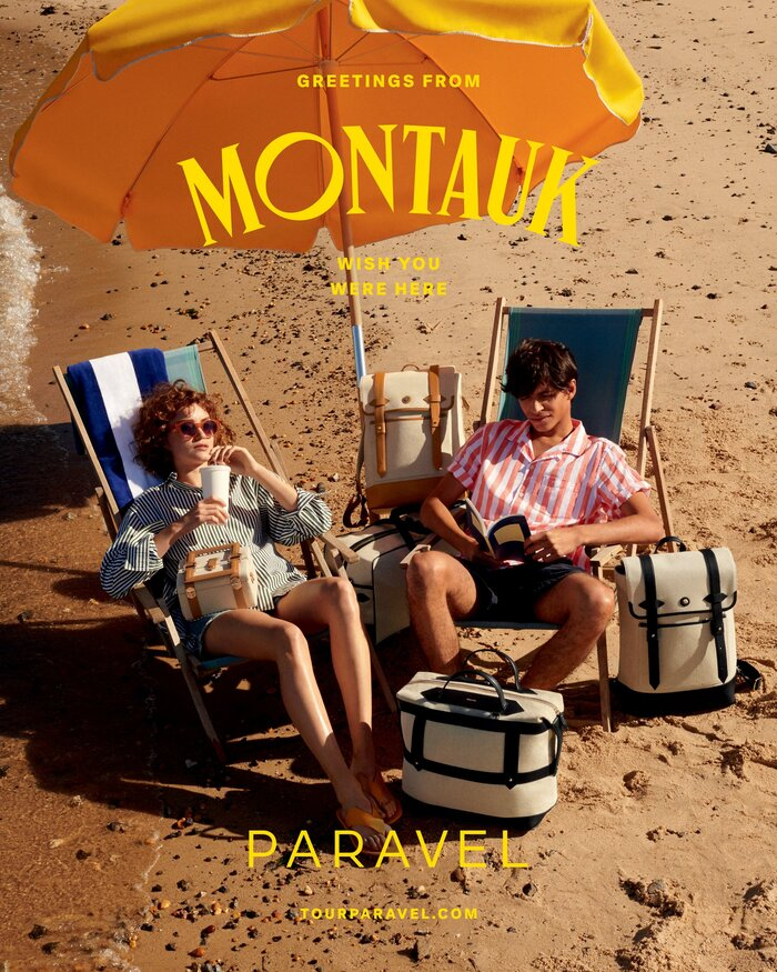 """Paravel """"Greetings from…"""" campaign 4"""