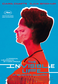 <cite>Invisible Life </cite>/<cite> A Vida Invisível </cite>(2019) movie posters and trailer