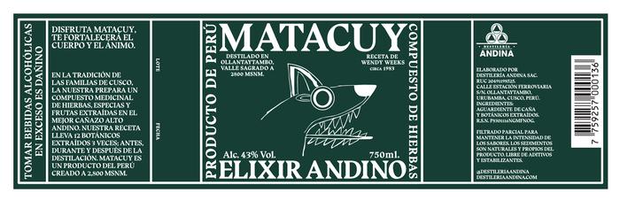 Matacuy Elixir Andino 5