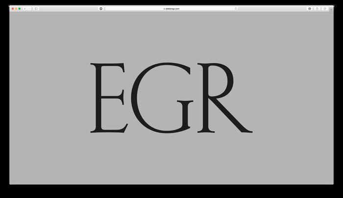 Atelier EGR 1