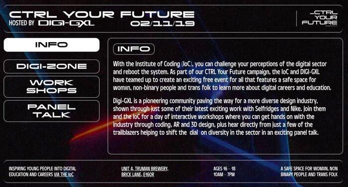 CTRL Your Future 3