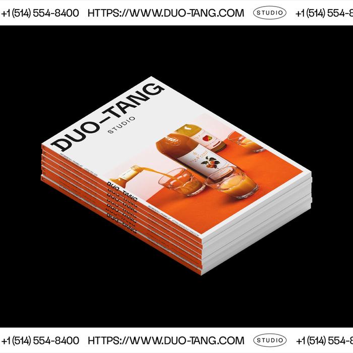 Duo-Tang Studio 1