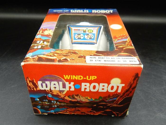 Walk·Robot 3