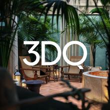 3DQ Studio identity