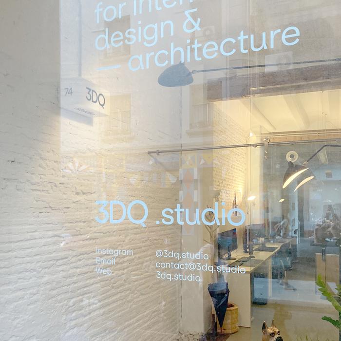3DQ Studio identity 4