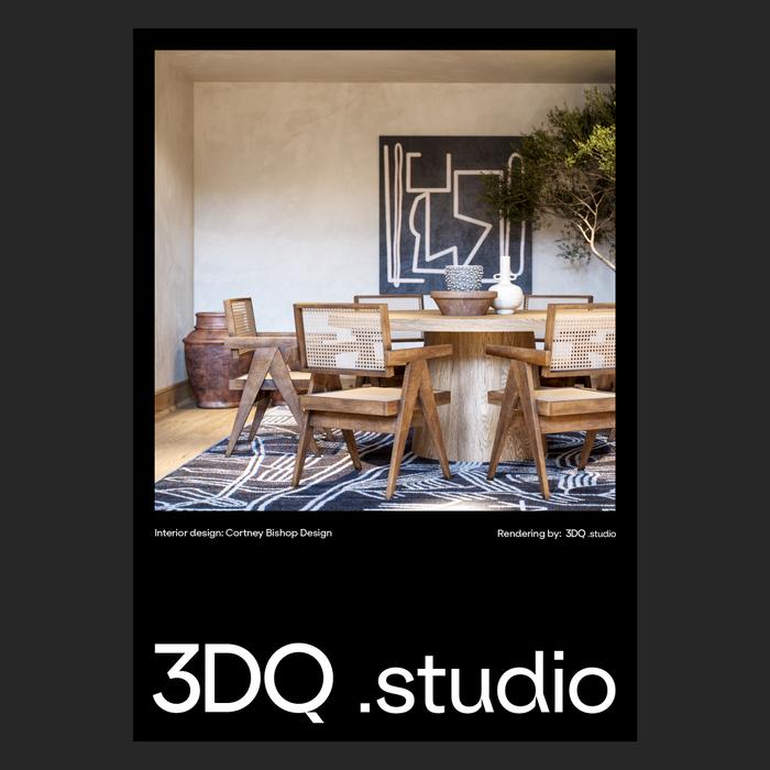 3DQ Studio identity 6