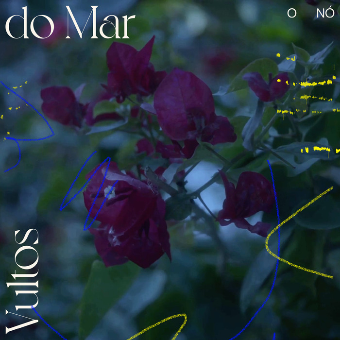 """Vultos do Mar"" single cover."