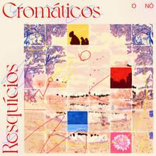 O Nó – <cite>Resquícios Cromáticos</cite> album art, singles, music videos