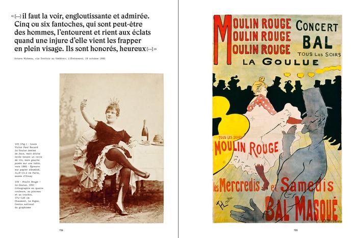 Toulouse-Lautrec at Grand Palais Paris, exhibition journal and catalog 9