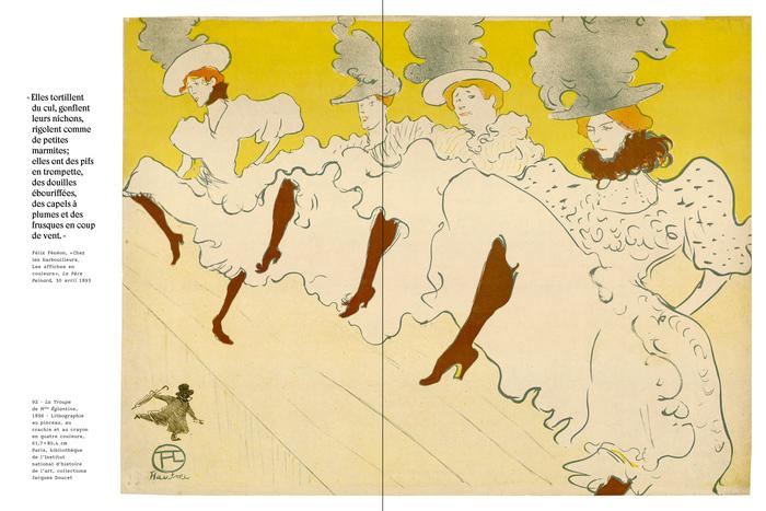 Toulouse-Lautrec at Grand Palais Paris, exhibition journal and catalog 8