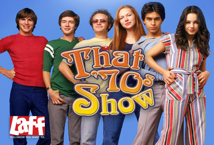 That '70s Show logo, titles, DVDs 4