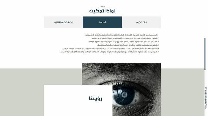Tamkeen website 11