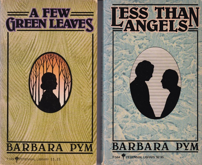 A Few Green Leaves, 1980; and Less Than Angels, 1982.
