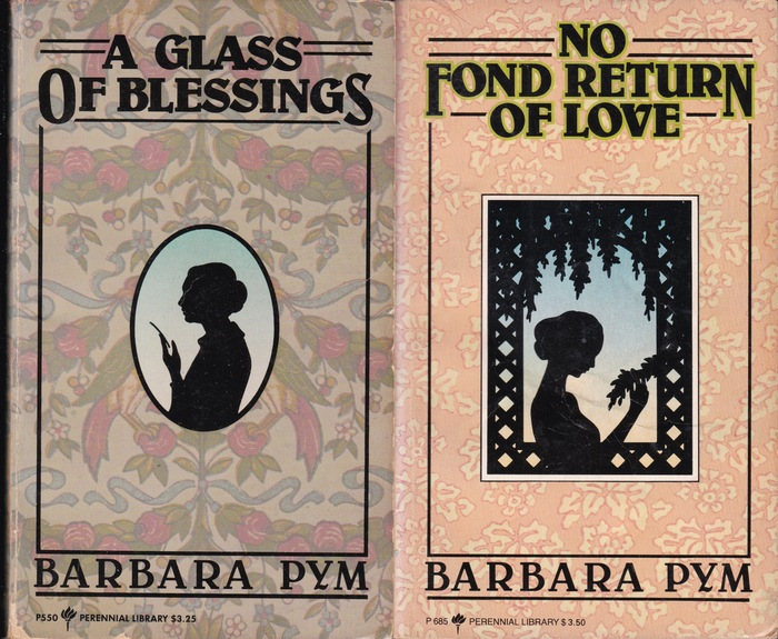 A Glass Of Blessings, 1981; and No Fond Return Of Love, 1984.